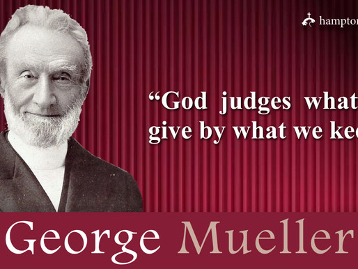 Quote of the Day: George Mueller