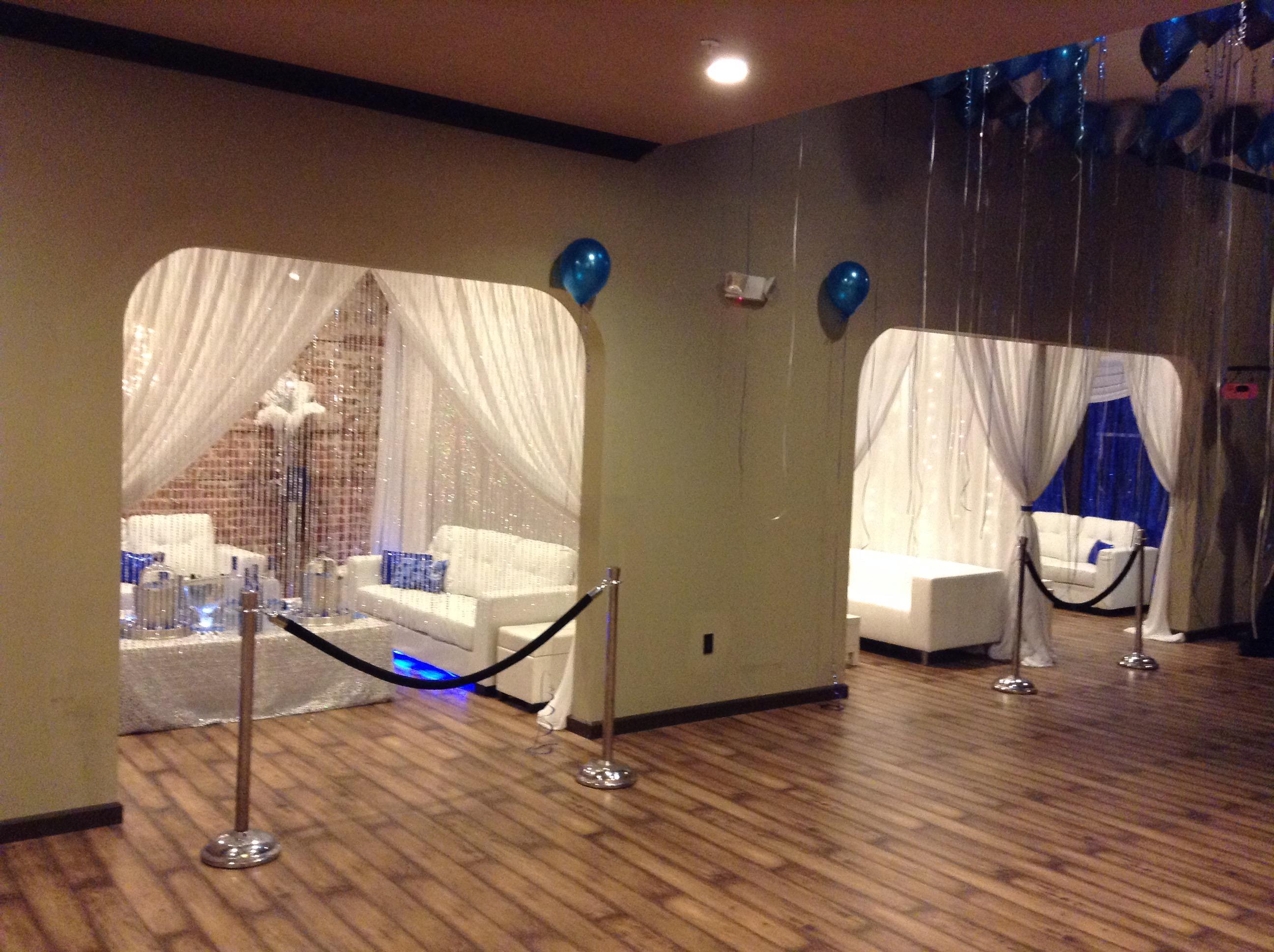 Santa Lucia VIP Rooms