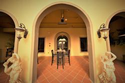 Wine Bar Balcony