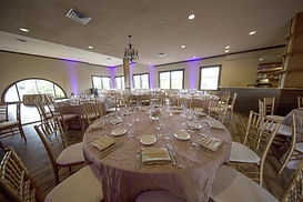 201 Main Banquet Rooms