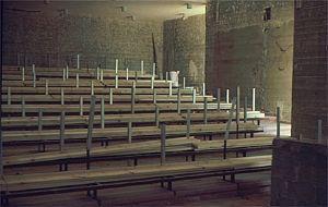 בית הכנסת בעת הקמתו