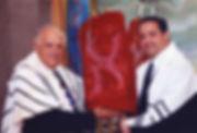 """הרב ד""""ר סמואלס ומר דני פסלר"""