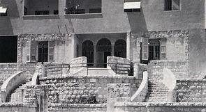 בניין ליאו באק הישן ברחוב הלל