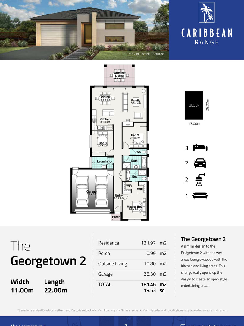 The Georgetown 2