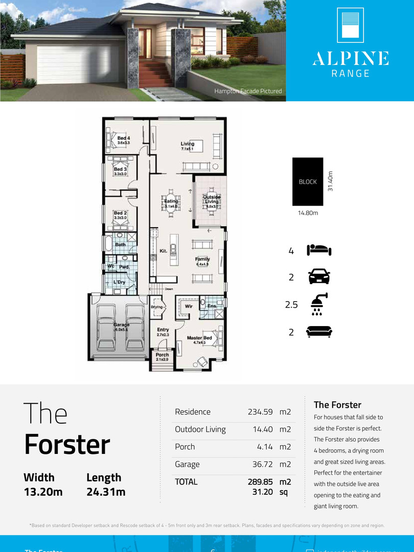 The Forster