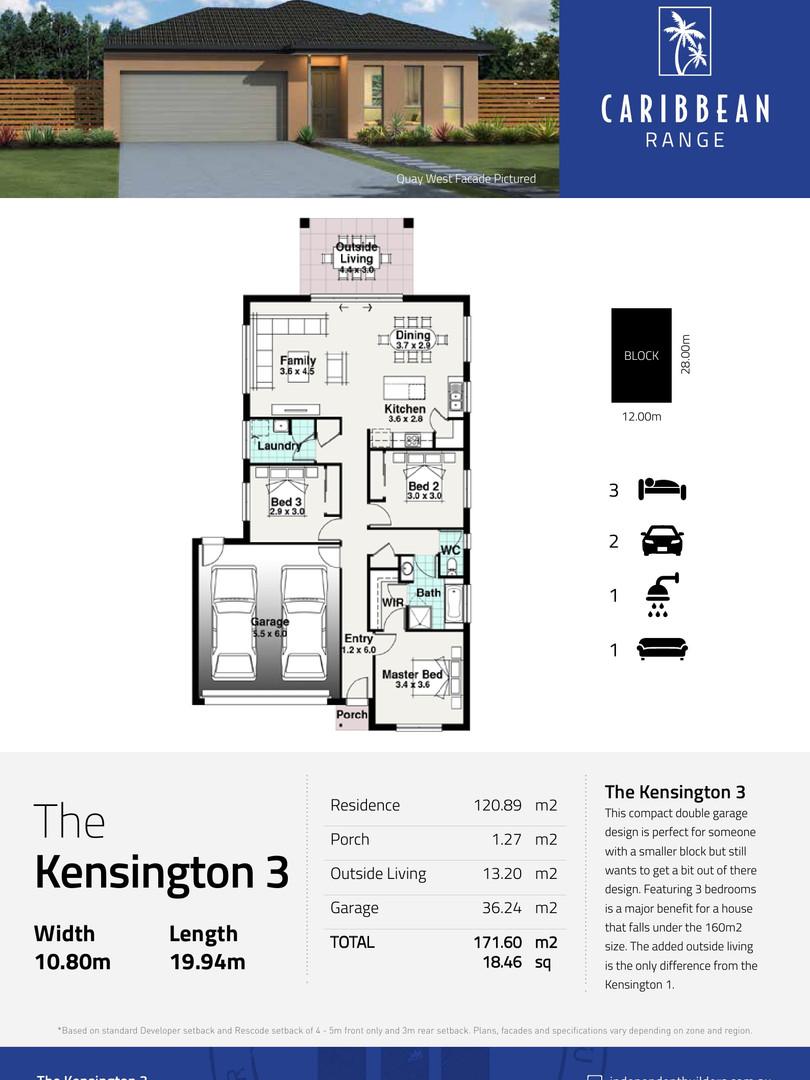 The Kensington 3