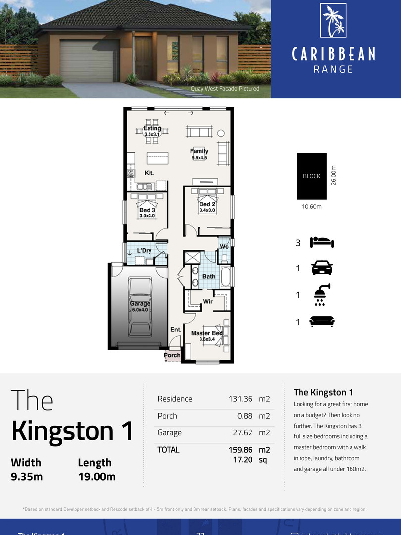 The Kingston 1