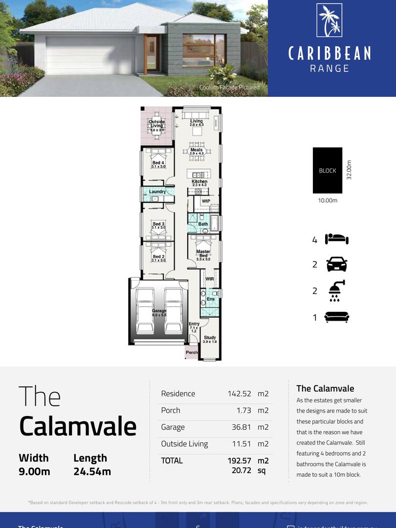 The Calamvale
