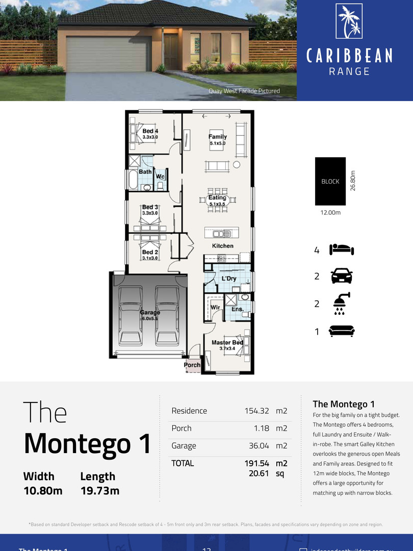 The Montego 1