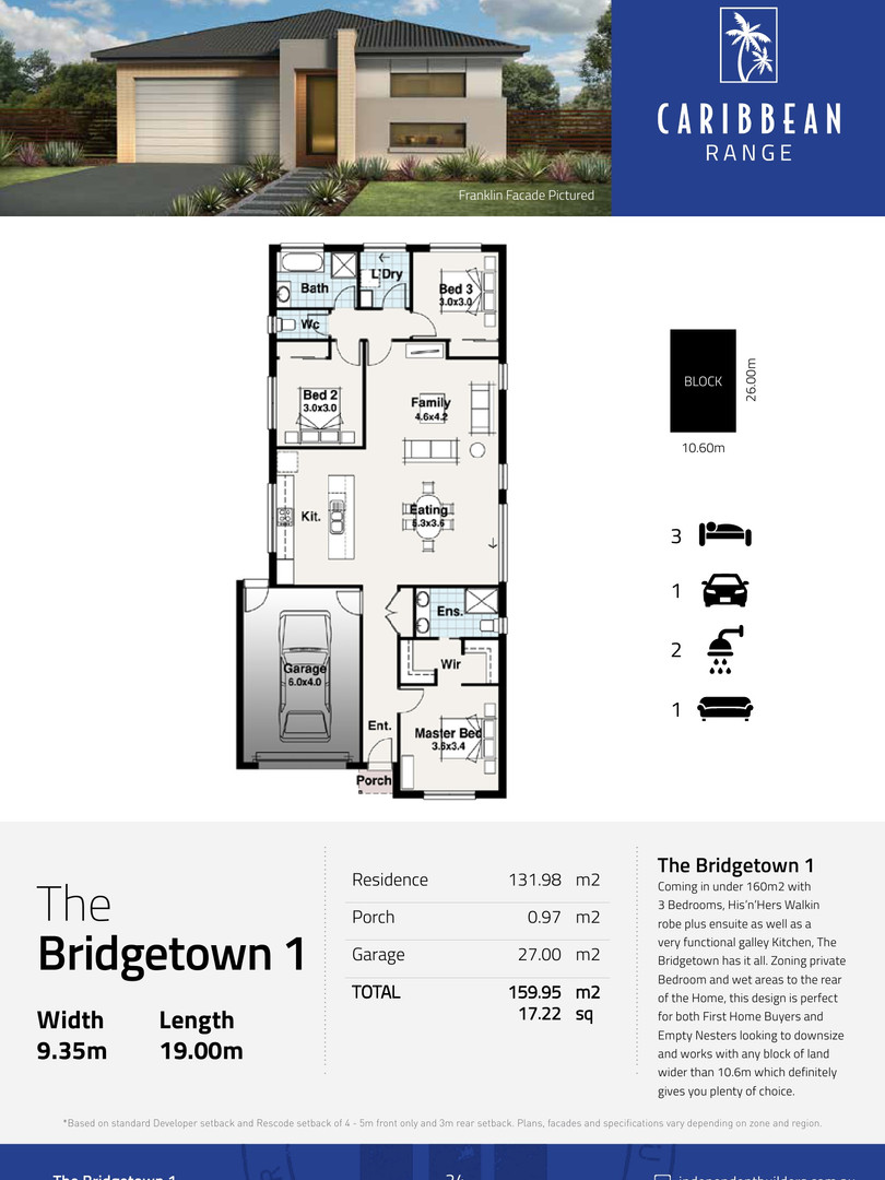 The Bridgetown 1