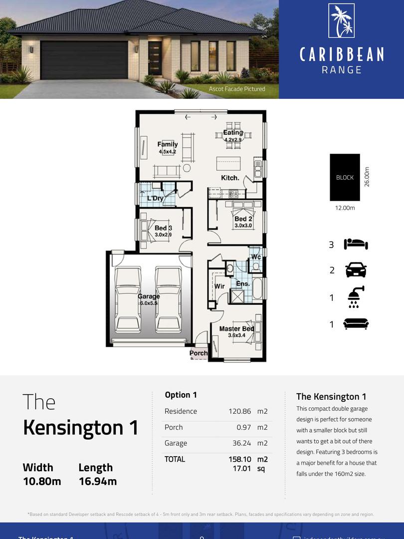 The Kensington 1