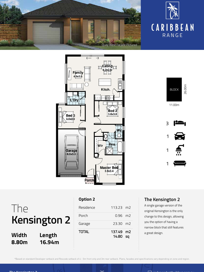 The Kensington 2