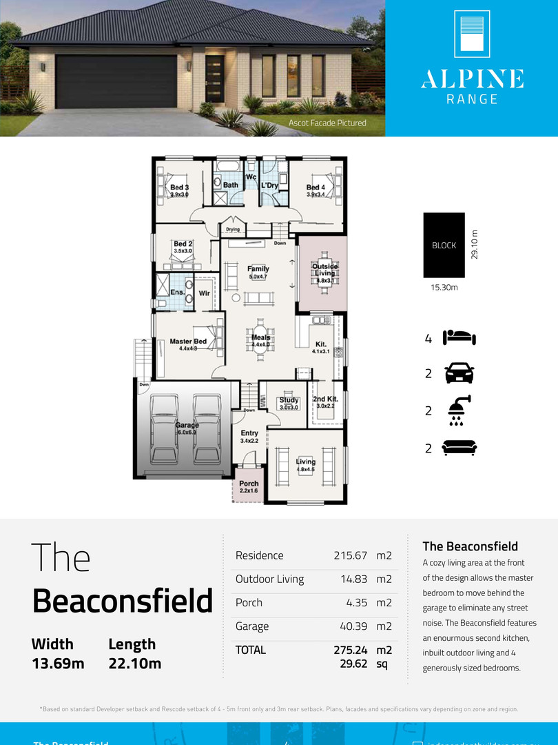 The Beaconsfield