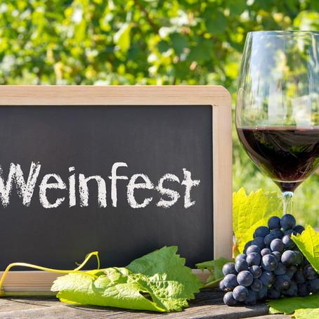 Internes Weinfest der Gamsjäger