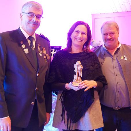 Jäger und Auerhahn Preisträger