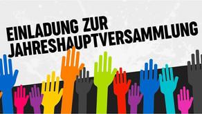 Gamsjäger Jahreshauptversammlung 2021 am 24. September 2021             um 19:00 Uhr