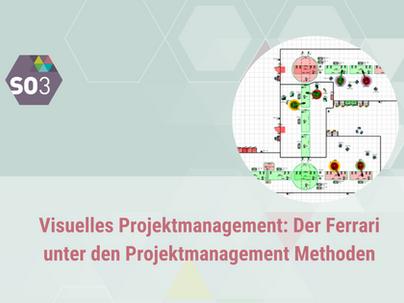 Visuelles Projektmanagement: Der Ferrari unter den Projektmanagement Methoden