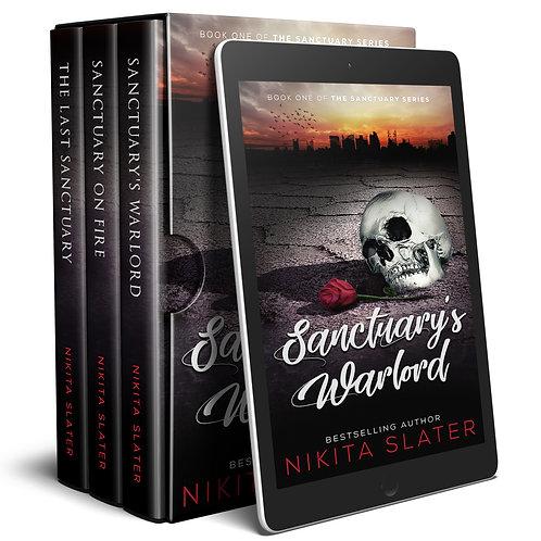 The Sanctuary Series - 3 Book Set