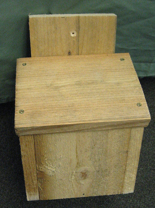 Stebbings-Walsh Bat Box