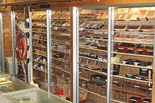 Tower Cigars Humidor