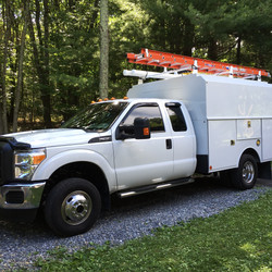 fleet vehicle window tinting in Easton, PA