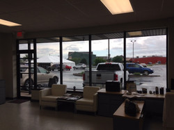 Commercial tinting, Effort, PA