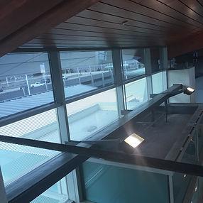 Airport window tinting by solar perfection window tinting - Scranton, PA