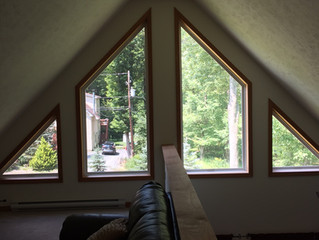 Window Tinting To Reduce Heat In Vacation Home In The Poconos | Pocono Lake, Arrowhead Lake Communit