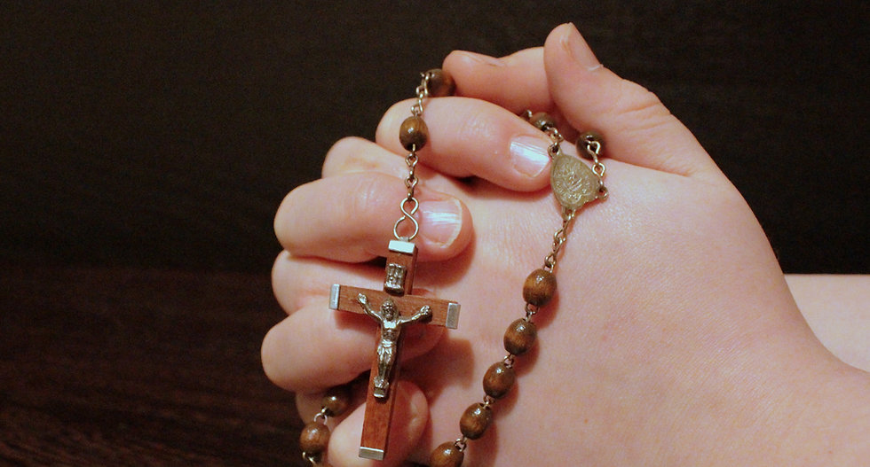 Christian Rosary Beads