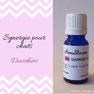 Aromatherapy - Cat: against Diarrhea