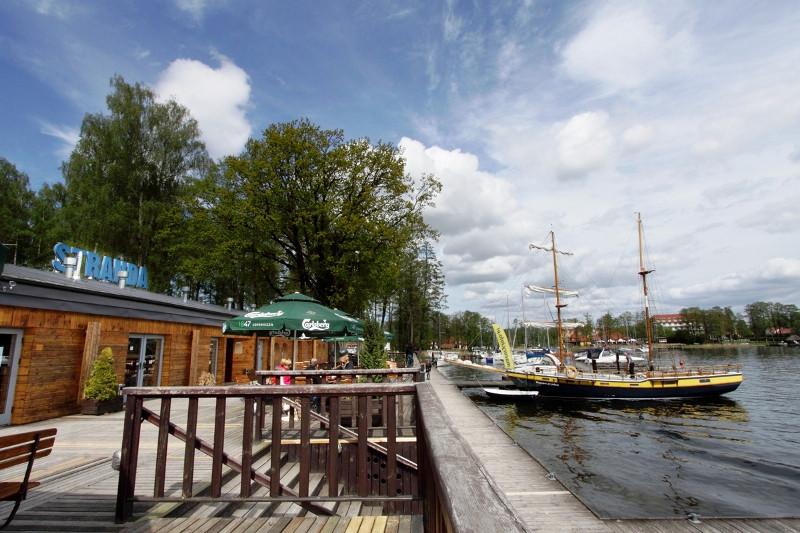 Stanica Wodna Stranda - wynajem jachtów