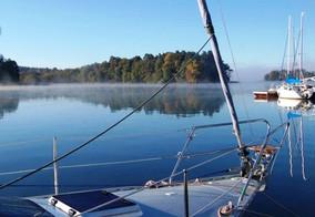 Czarter jachtów, Szlak żeglarskiGiżycko- Węgorzewo. Wynajem jachtów na Mazurach szlak wodny