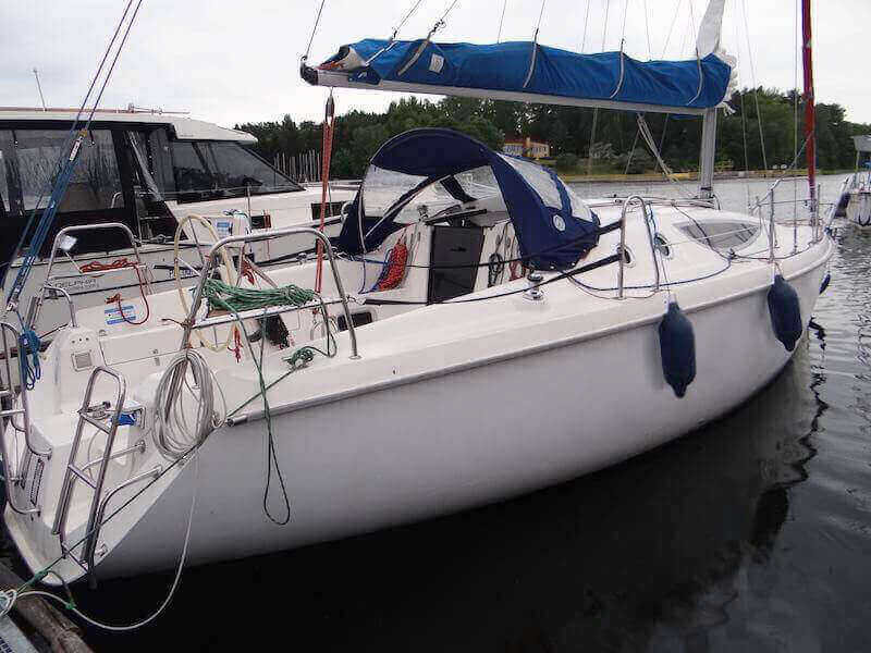 Maxus 33 - czarter jachtów