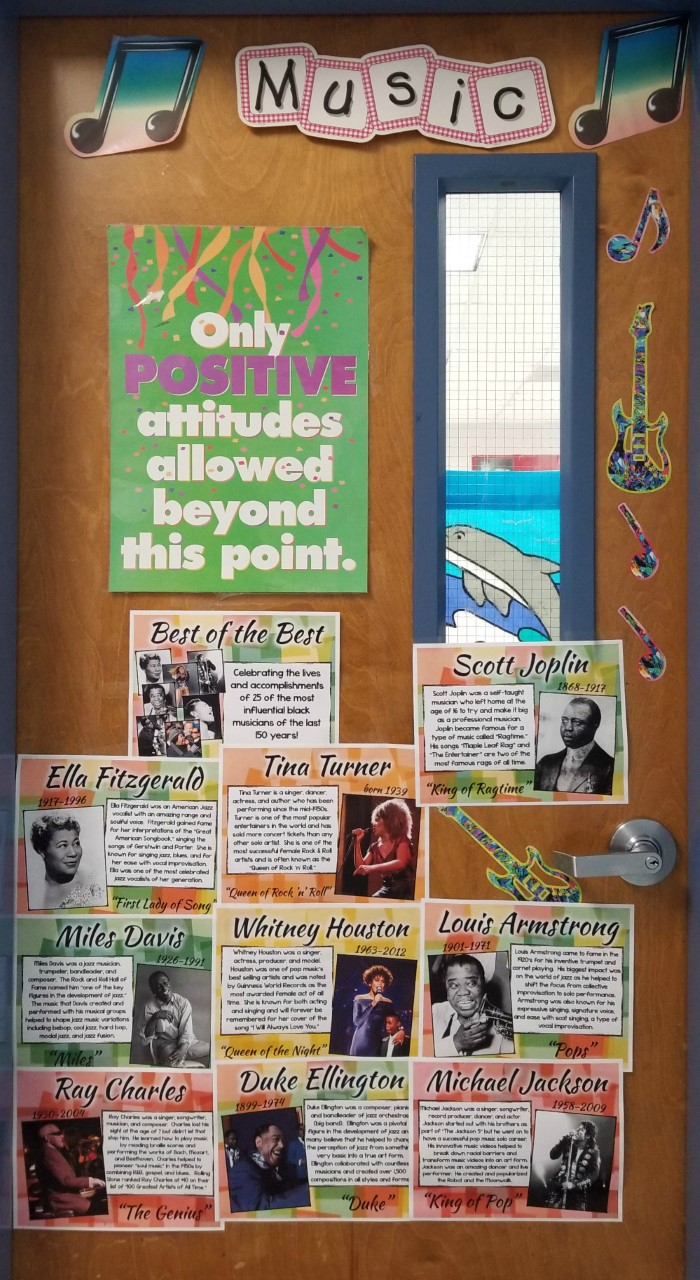 Black History Door Culpepper
