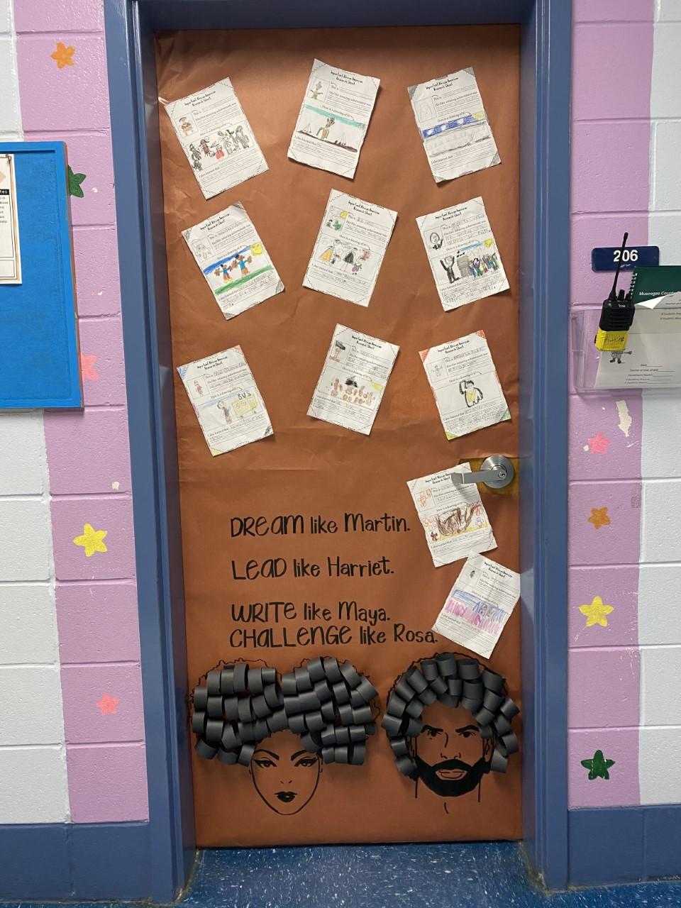 Black History Door Grant