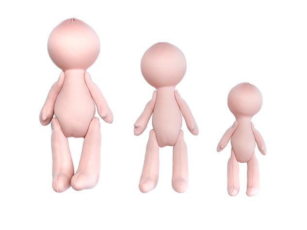Заготовки для кукол