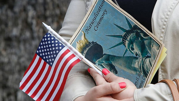 Citizenship, oath ceremony