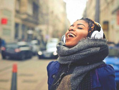 Musik fördert Glückshormon Dopamin