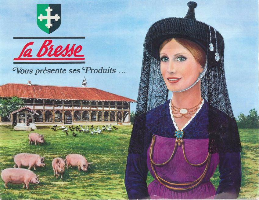 La Bresse Années 70