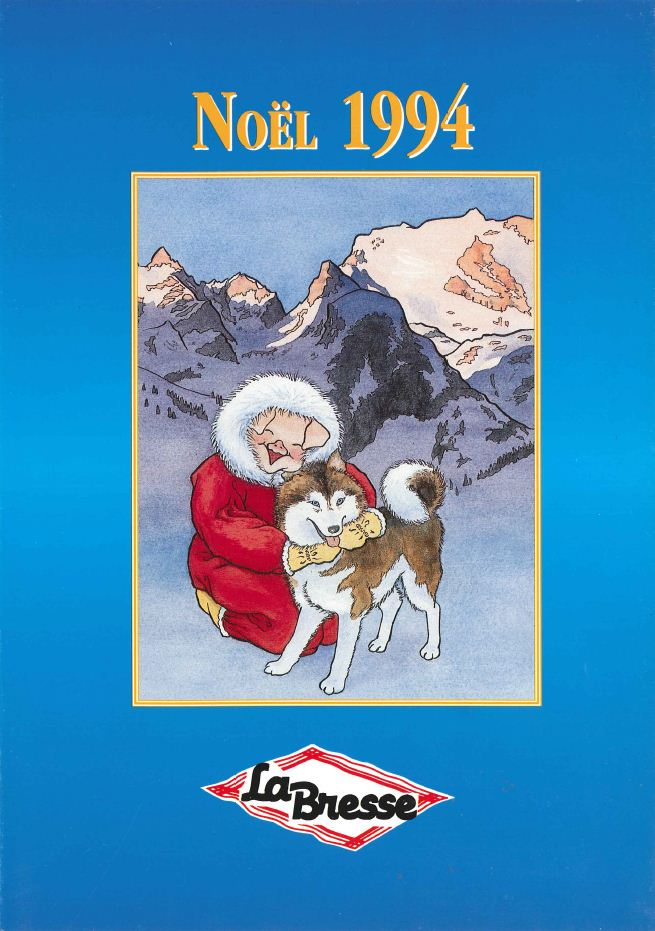 La Bresse Noel 1994