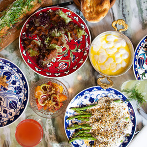 The rose of Turkish cuisine | Gül