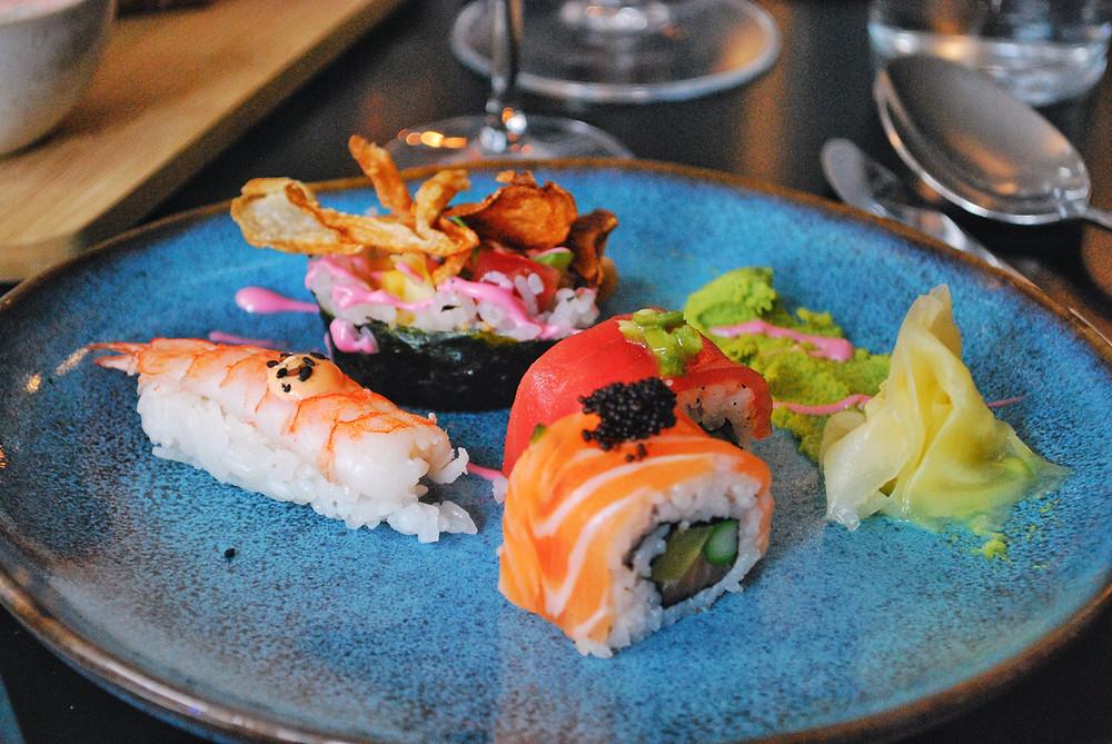 Sushi (Fish Version)