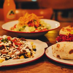 Let's taco' bout it | La Taqueria