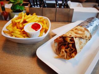 Kebab made with love   Ayverdis