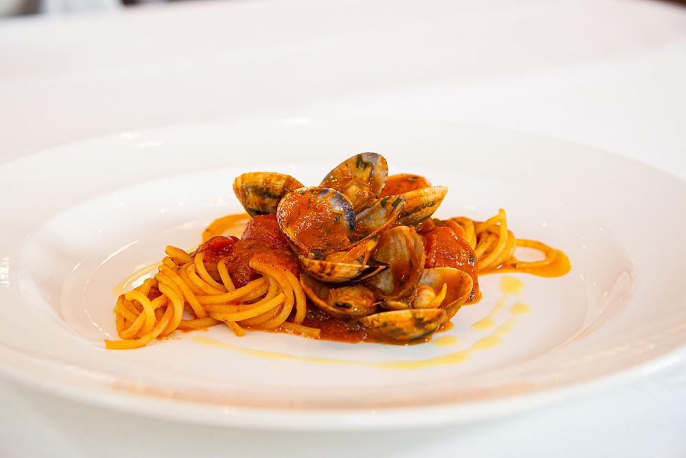 Spaghetti alle vongole @ Bianchi by Thefoodlovies