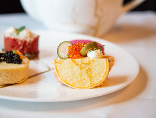 Art Afternoon Tea | The Dolder Grand