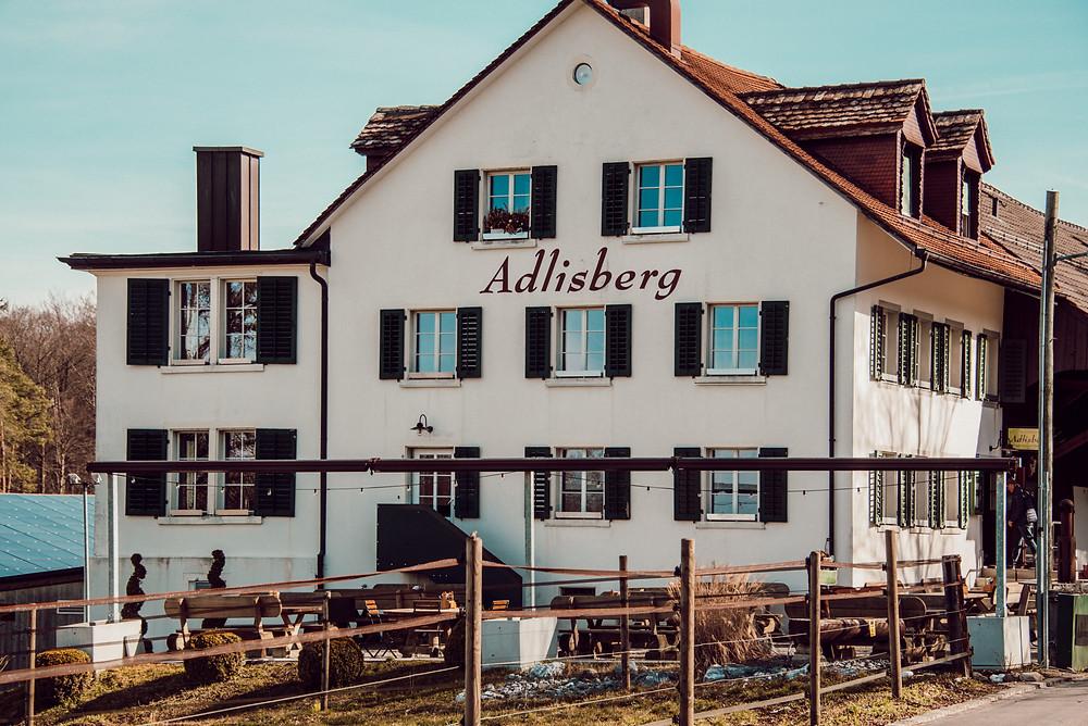 Restaurant Adlisberg - Thefoodlovies Visit