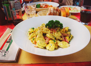 Heavenly Tortellini | Bacco Arth