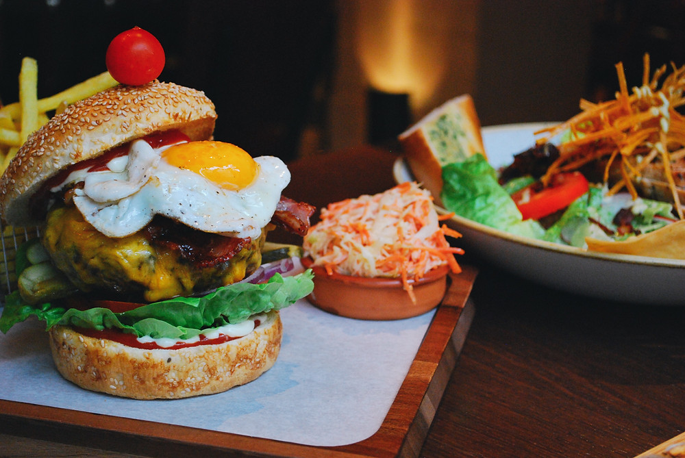 Beef Burger All-In (200g)
