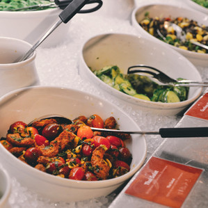 Vegetarian Vibes | Hiltl Langstrasse